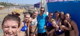BHT Byczki Olimpijczyk Kowalewo Pomorskie pozdrawiają z hiszpańskiej Gran Canaria