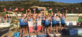 BHT Auto Forum Petra Płock druga w finałach European Beach Handball Tour!