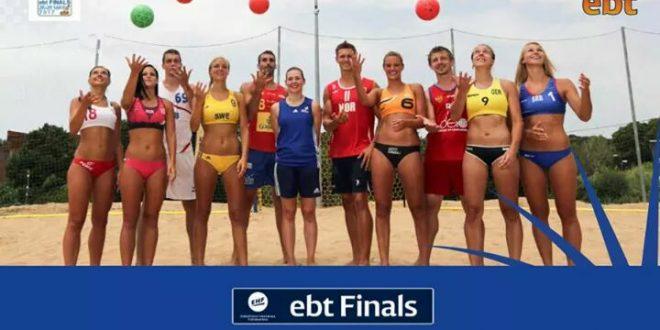 Polskie drużyny grają w finałach European Beach Tour