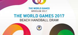 Losowanie grup piłki ręcznej plażowej na The World Games