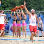 2017.07.26 Wroclaw The World Games Wrocław 2017 Pilka reczna plazowa Polska - Wegry N/z Mateusz Orlowski