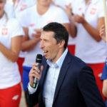 26.07.2017 The World Games Wrocław 2017 Pilka reczna plazowa Ceremonia otwarcia N/z Slawomir Szmal