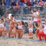 2017.07.27  The World Games Wrocław 2017 Pilka reczna plazowa Polska - Australia