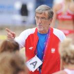 2017.07.28  The World Games Wrocław 2017 Pilka reczna plazowa Polska - Hiszpania N/z Marek Karpinski