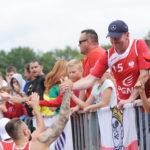 2017.07.28  The World Games Wrocław 2017 Pilka reczna plazowa Polska - Brazylia
