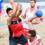 2017.07.29 The World Games Wrocław 2017 Pilka reczna plazowa Polska - Egipt RUPP Milosz
