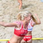 2017.07.29 The World Games Wrocław 2017 Pilka reczna plazowa Polska - Australia LAKOMY Weronika MAZUREK Paula
