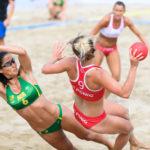 2017.07.29 The World Games Wrocław 2017 Pilka reczna plazowa Polska - Australia SLEZAK Alicja