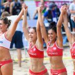 2017.07.29 The World Games Wrocław 2017 Pilka reczna plazowa Polska - Australia