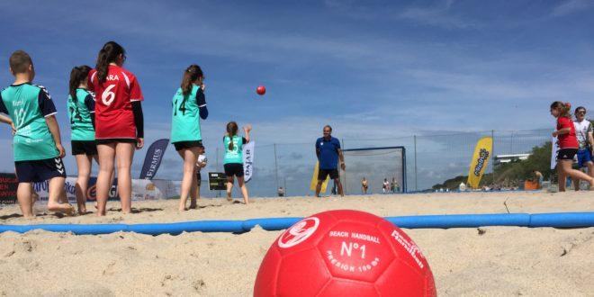 ANKIETA Piłka ręczna plażowa dzieci i młodzieży – zapraszamy do wypełnienia!
