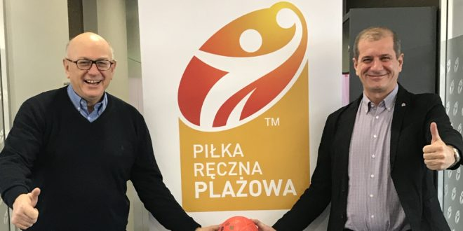 Piłka Ręczna Plażowa nawiązuje współpracę z Akademickim Związkiem Sportowym