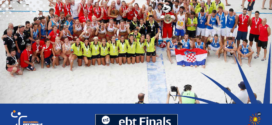 EHF issues an invitation for the ebt finals 2018 in Stare Jabłonki