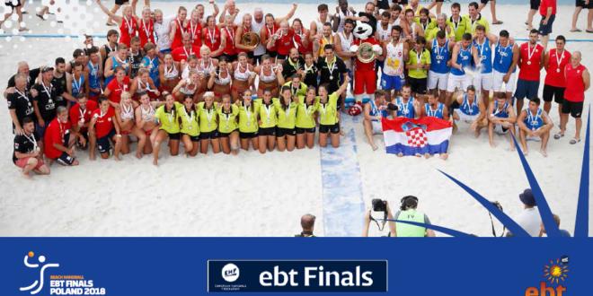 EHF zaprasza drużyny na finały ebt do Starych Jabłonek