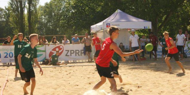 Startują Młodzieżowe Mistrzostwa Polski w Piłce Ręcznej Plażowej Hurtostal 2 Cup
