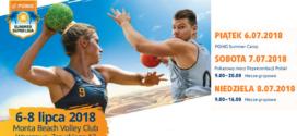 PGNiG Summer Superliga w Warszawie na Moncie