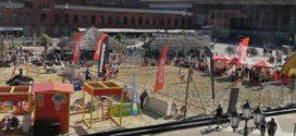 Handball Plener IV czyli wspaniała promocja plażówki w Łodzi