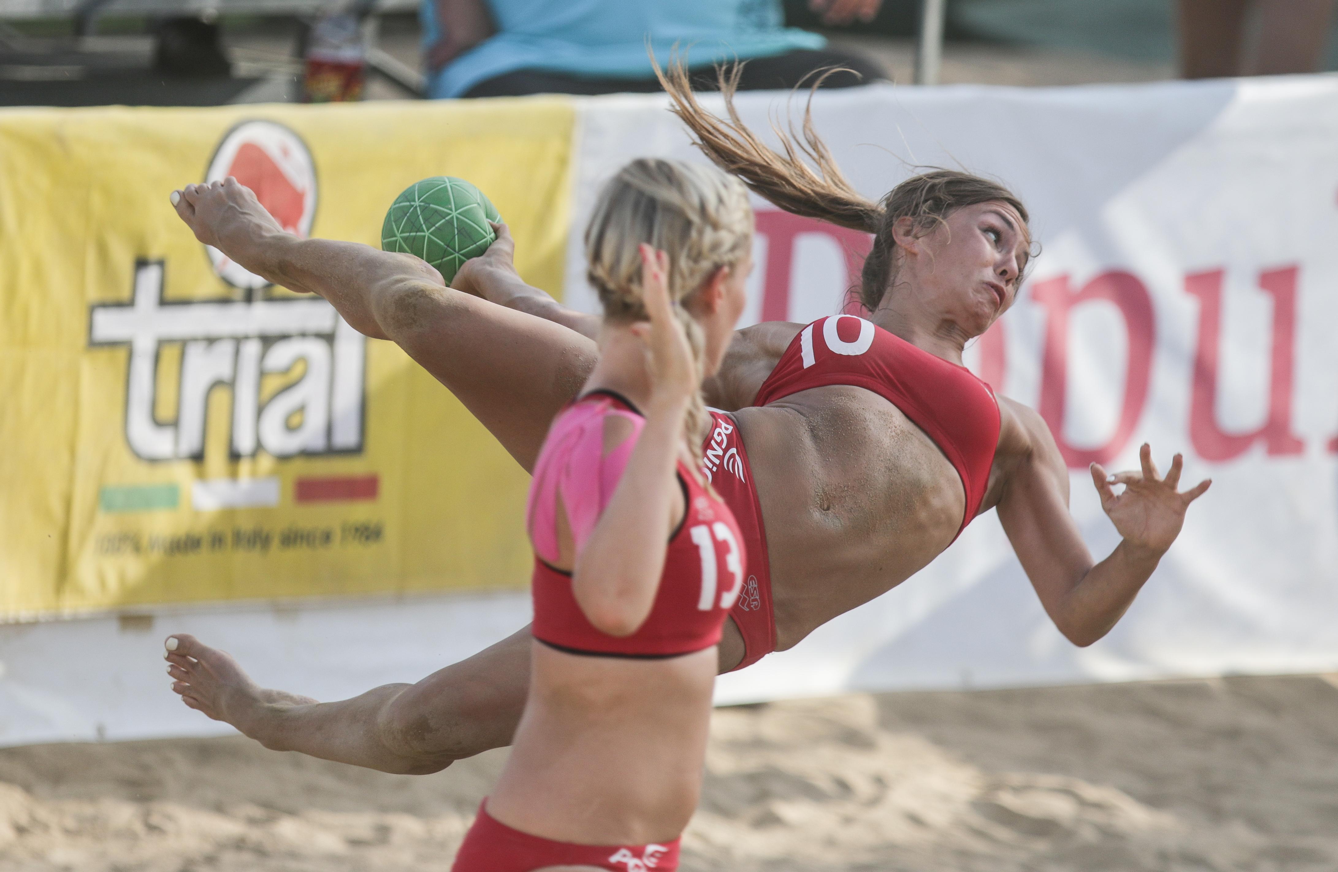 Beach Handball Euro 2015 Lloret de Mar / Spain