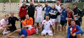 Polska-Białoruś też na piasku