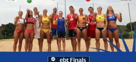 Polskie drużyny grają w finałach European Beach Handball Tour