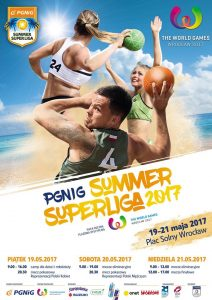 PGNiG Summer Superliga z The World Games 2017 Wrocław