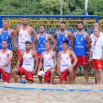 2017.07.26 Wroclaw The World Games Wrocław 2017 Pilka reczna plazowa Polska - Węgry