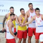 2017.07.26  The World Games Wrocław 2017 Pilka reczna plazowa Polska - Chorwacja