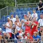 2017.07.28  The World Games Wrocław 2017 Pilka reczna plazowa Polska - Tunezja