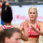 2017.07.29 The World Games Wrocław 2017 Pilka reczna plazowa Polska - Australia LAKOMY Weronika