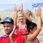 2017.07.29 The World Games Wrocław 2017 Pilka reczna plazowa Polska - Australia SOWA Paulina
