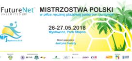 Ruch Chorzów i Auto Forum Petra Płock mistrzami Polski juniorek i juniorów na plaży  w 2018 roku!