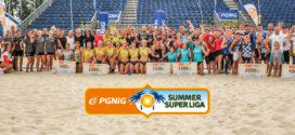 PGNiG Summer Superliga Warszawa: obrońcy tytułu z wygranymi