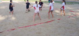 MSPR JUNAK Włocławek też gra na piasku!