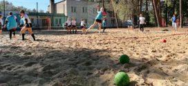 Konsultacja kadry narodowej juniorek w piłce ręcznej plażowej