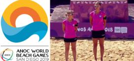 Edyta Jaworska/Anna Gaweł z nominacją na World Beach Games 2019!