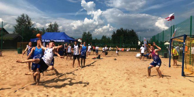 Piłka ręczna plażowa włączona do Systemu Sportu Młodzieżowego!!