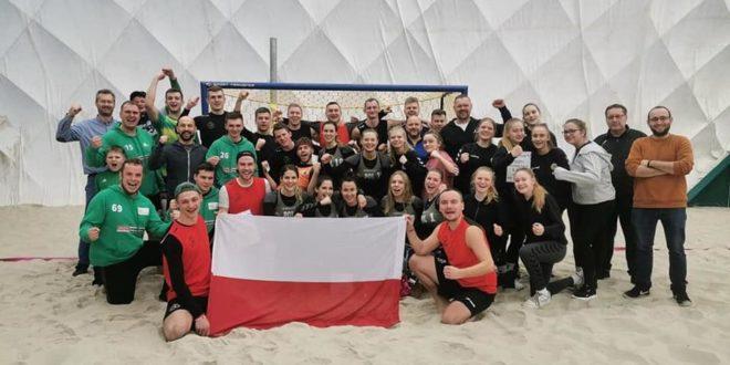 Pyrki zwycięskie, Damy Radę z 2. miejscem w Winter Prague Open Beach Handball