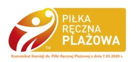 Komunikat Komisji w sprawie terminów finałów rozgrywek młodzieżowych.