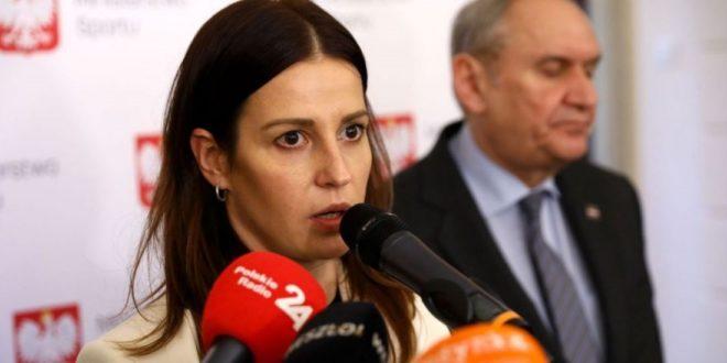 Minister Sportu zapowiada odmrożenie współzawodnictwa sportowego.