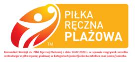 Terminy rozgrywek centralnych juniorów/ek i juniorów/ek młodszych.