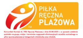 Komunikat w sprawie rozgrywek młodzików i młodziczek.