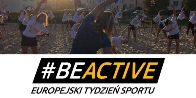Kampania promująca piłkę ręczną plażową wśród różnych grup wiekowych i akcja #BeActive – Brodnica
