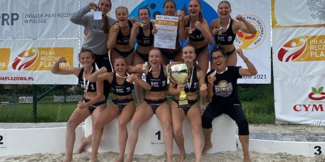 Końcowe rozstrzygnięcia w Mistrzostwach Polski Juniorek Młodszych
