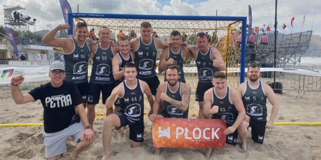 BHT Petra Płock kończy EHF Champions Cup 2021 na V miejscu